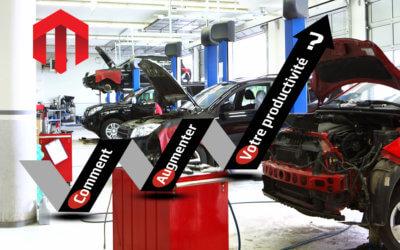 3 Manières de facilement augmenter la productivité de votre atelier de carrosserie